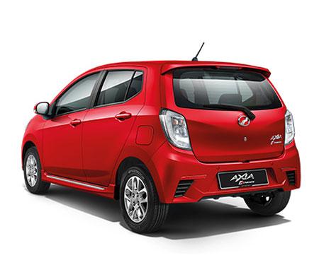 Perodua Axia Advance 1.0L (2014) Price in Malaysia From