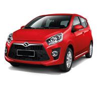 Harga Perodua Axia Advance 1.0L (2014)