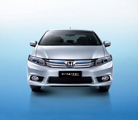Honda Civic Hybrid 1.5L