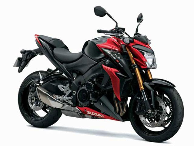 Suzuki GSX-S1000 / S1000F