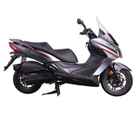 Modenas Elegan 250 (2017) Price, Specs & Review