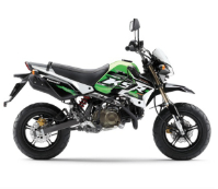 Kawasaki KSR Pro (2014) Price, Specs & Review
