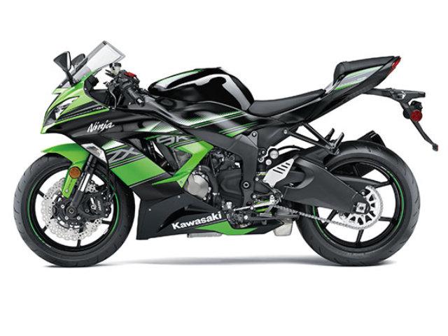 Kawasaki Ninja ZX-6R ABS (2016)