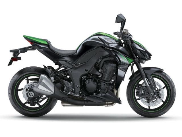 Kawasaki Z1000 (2014)