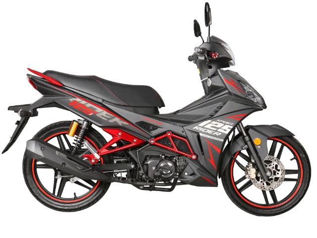 SYM Sport Rider 125i (2017)