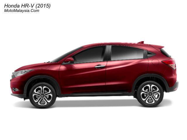 Honda HR-V (2015) Price Malaysia