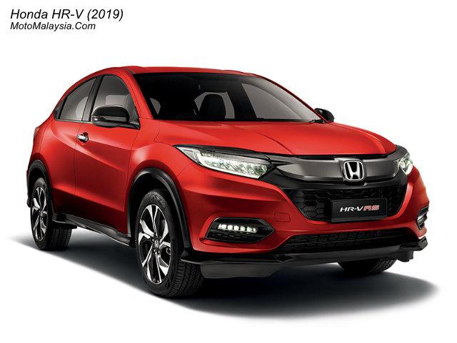 Honda HR-V (2019) Malaysia