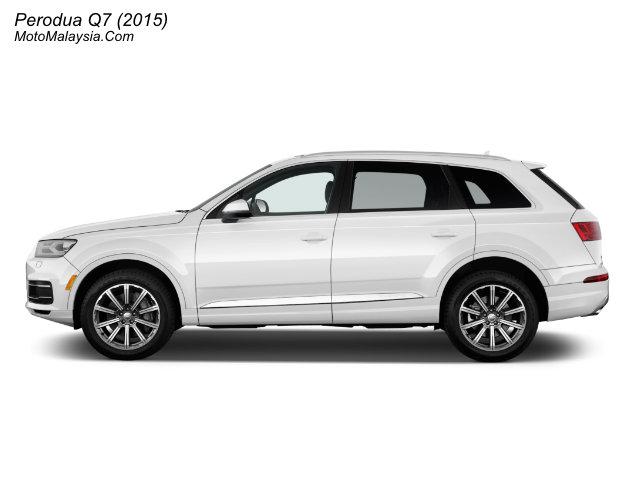 Audi Q7 (2015) Malaysia