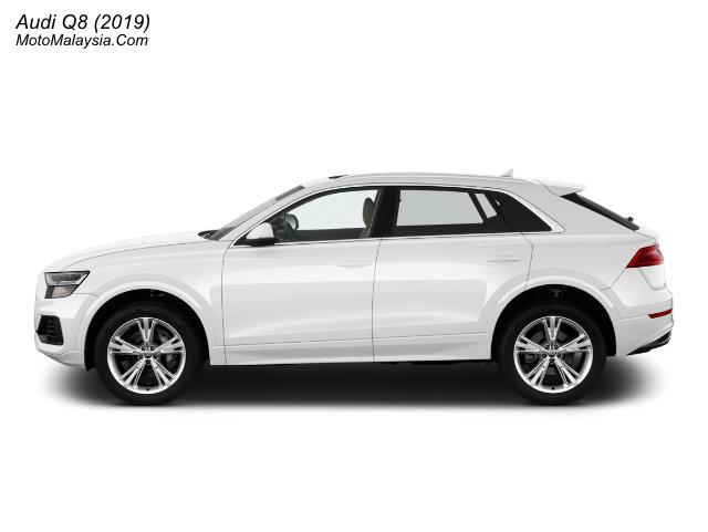 Audi Q8 (2019) Malaysia