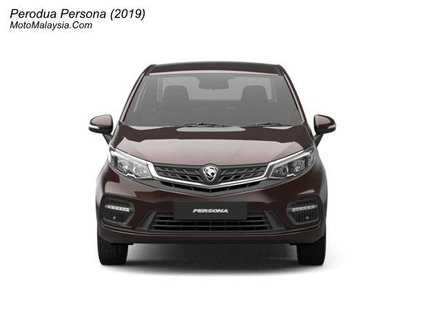 Proton Persona (2019) Malaysia