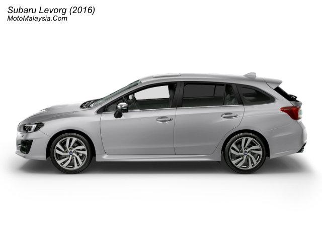 Subaru Levorg (2016) Malaysia