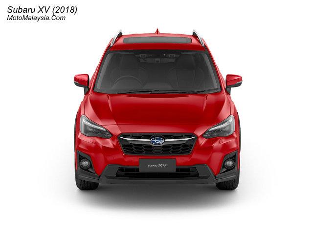 Subaru XV (2018) Malaysia