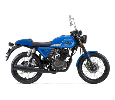 Keeway Cafe Racer 152 (2018) Price, Specs & Review