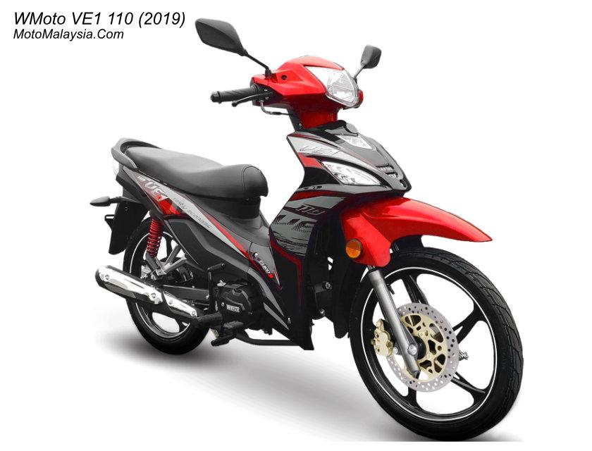 WMoto VE1 110 (2019) Malaysia