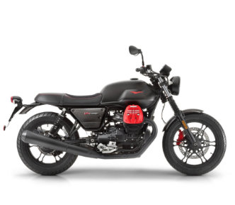 Moto Guzzi V7 III Carbon (2018) Price, Specs & Review