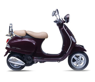 Vespa LXV 150 (2014) Price, Specs & Review