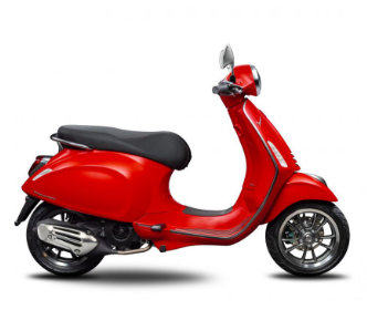 Vespa Primavera S 150 (2019) Price, Specs & Review
