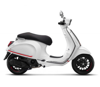 Vespa Sprint 150 Carbon (2019) Price, Specs & Review