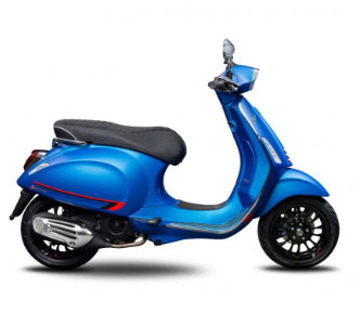 Vespa Sprint S 150 (2019) Price, Specs & Review