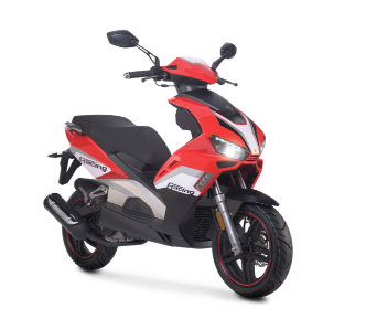 CMC Italjet 125 (2016) Price, Specs & Review