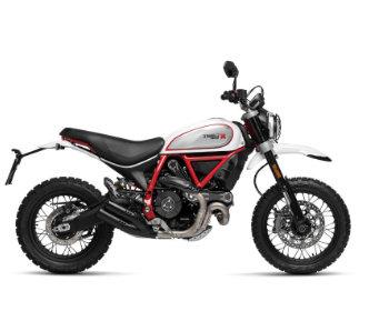 Harga Ducati Scrambler Desert Sled