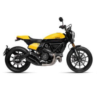Harga Ducati Scrambler Full Throttle
