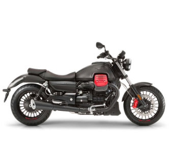 Moto Guzzi Audace Carbon (2018) Price, Specs & Review