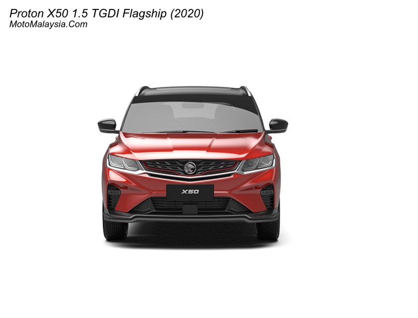 Proton X50 (2020) Malaysia