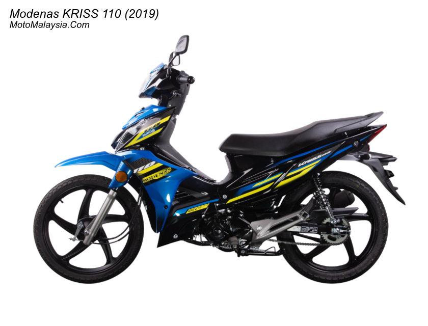 Modenas KRISS 110 (2019) Malaysia